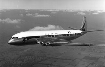 Comet Airliner (H/T RAFMuseum)